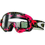 Oakley Youth MX XS O Frame Goggles - Oakley ATV Goggles and Accessories