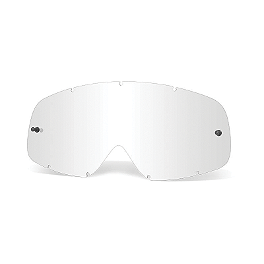 Oakley XS O Frame Lens - Oakley Youth MX XS O Frame Tear-Offs - 25 Pack