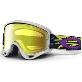 Oakley Youth MX XS O Frame Troy Lee Designs Signature Goggles - Oakley Youth MX XS O Frame Tear-Offs - 25 Pack
