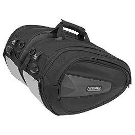 OGIO Saddle Bags - Cortech Sport Saddlebags