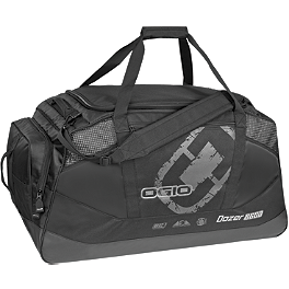 2013 OGIO Dozer 8600 Gearbag - 2013 Klim Team Bag - Black