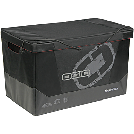 OGIO Brain Box Helmet Bag - Klim Deluxe Helmet Bag - Black