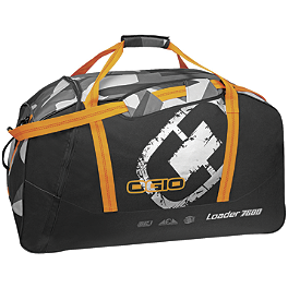 2013 OGIO Loader 7600 LE Gearbag - Alpinestars Outbound Duffle Bag