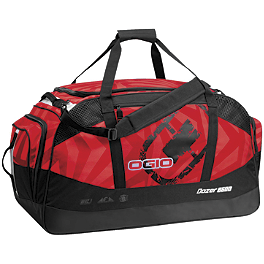 2013 OGIO Dozer 8600 LE Gearbag - 2013 Klim Team Bag - Black