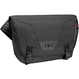 2013 OGIO Pagoda Messenger Bag - Chrome Industries Metropolis Buckle Messenger Bag