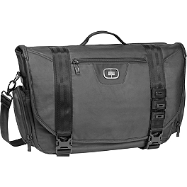 2013 OGIO Rivet Messenger Bag - Chrome Industries Metropolis Buckle Messenger Bag