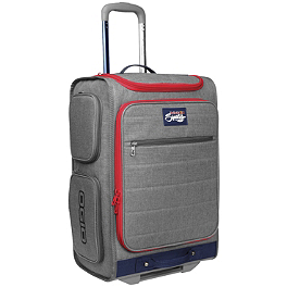 Red Bull Signature Series By OGIO Carry-On Pack - OGIO Canberra Travel Bag