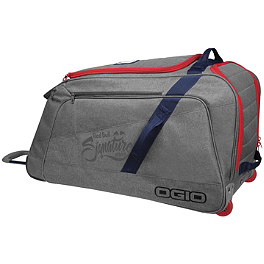 Red Bull Signature Series By OGIO Roller 7800 Gearbag - Red Bull Signature Series By OGIO Rig 9800 LE Gearbag