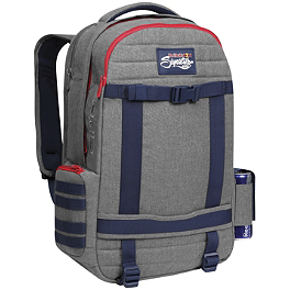 Red Bull Signature Series By OGIO Skate Pack - Red Bull Signature Series By OGIO Tech Pack