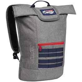 Red Bull Signature Series By OGIO Rolltop Pack - Red Bull Signature Series By OGIO Tech Pack