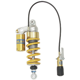 Ohlins 46PRXLS Rear Shock - 2003 Suzuki GSX-R 750 Dynojet Ignition Module For Power Commander 3 USB