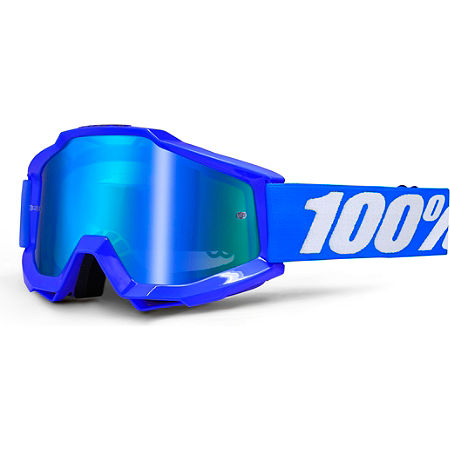 100% Accuri Goggles - Mirrored Lens - Main