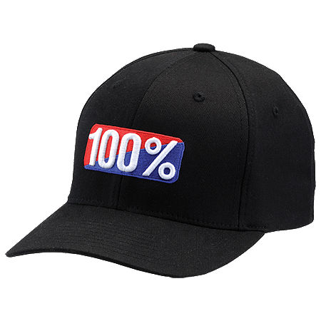 100% OG Flexfit Hat - Main