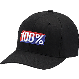 100% OG Flexfit Hat - 100% OG Flatbill Flexfit Hat