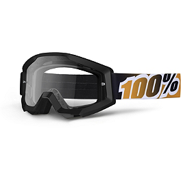 100% Strata SVS Roll-Off Goggles - 100% Strata Youth Goggles