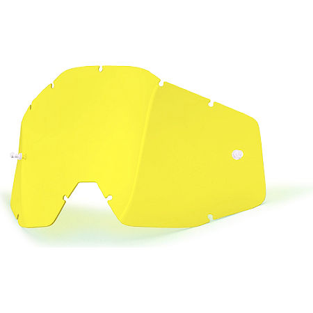 100% Racecraft / Accuri / Strata Replacement Dual Lens - Main