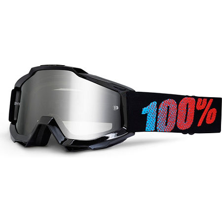 100% Accuri Youth Goggles - Mirrored Lens - Main