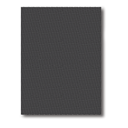"One Industries Universal Carbon Sheet - 11""X18"" - 2013 One Industries Checkers Graphic - Yamaha"