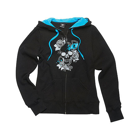 One Industries Women's Lotus Zip Hoody - Main