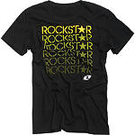 One Industries Women's Rockstar Picassa T-Shirt -  Motorcycle Shoes and Sandals