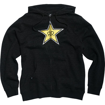 One Industries Youth Rockstar Writing On The Wall Zip Hoody - Main