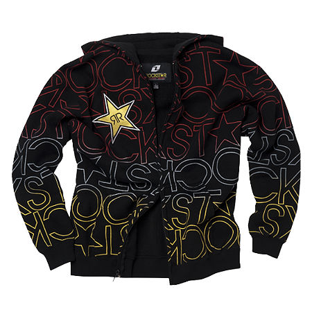 One Industries Youth Rockstar Bright Light Hoody - Main