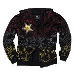 One Industries Youth Rockstar Bright Light Hoody - Youth ATV Sweatshirts & Hoodies