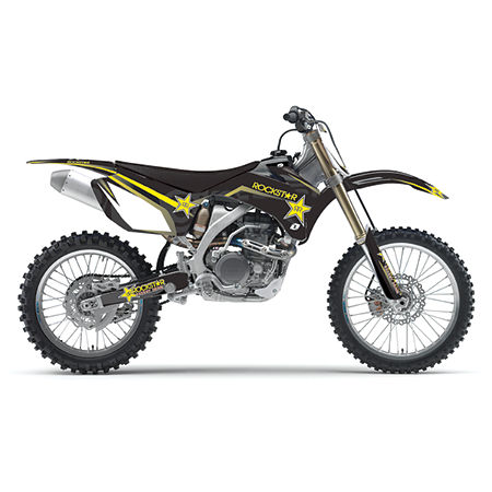 2011 One Industries Rockstar Graphic Kit - Yamaha - Main