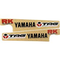2013 One Industries Factory Swingarm Decals - Yamaha