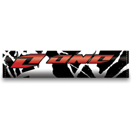 One Industries Standard Bar Pad - 2013 One Industries Checkers Graphic - Honda