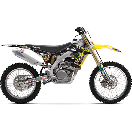 2011 One Industries Rockstar Suzuki Graphic Kit - Main