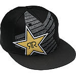 One Industries Rockstar Energy Banksy Hat - One Industries CLOSEOUT Utility ATV Mens Head Wear