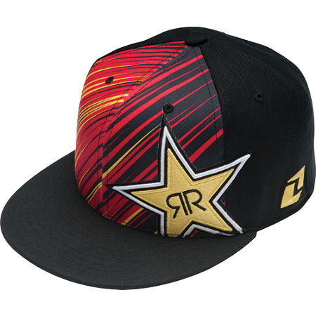 One Industries Rockstar Energy Haileys Hat - Main