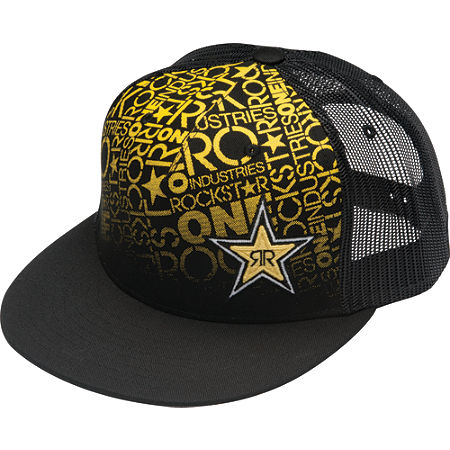 One Industries Rockstar Energy Sundowner Hat - Main