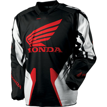 2013 One Industries Carbon Honda Jersey - Main