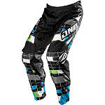 2011 One Industries Carbon Test Pattern Pants - One Industries Dirt Bike Riding Gear