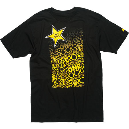 One Industries Rockstar Energy Galaxy T-Shirt - Main