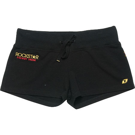 One Industries Women's Rockstar Energy Champ Shorts - Main