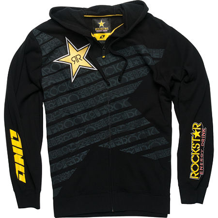 One Industries Rockstar Energy Warpspeed Hoody - Main