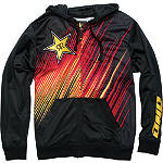 One Industries Rockstar Satellite Hoody - One Industries CLOSEOUT Utility ATV Mens Casual