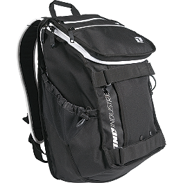 One Industries Sprocket Backpack - Alpinestars Segment Backpack