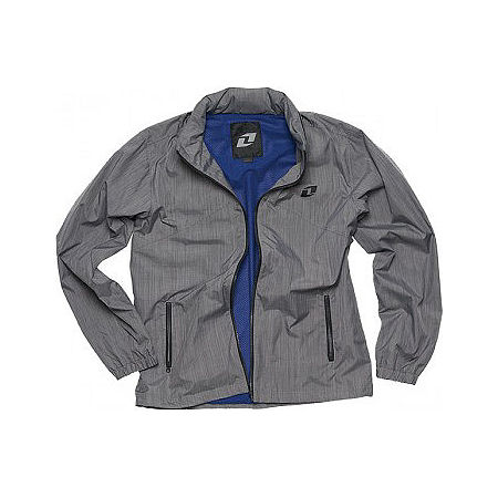 One Industries Stark Windbreaker - Neutral Grey