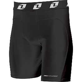 2013 One Industries Blaster Compression Short - Fly Racing Chamois Shorts