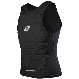2013 One Industries Blaster Sleeveless Underprotector - 2014 O'Neal Grenade Roost Guard