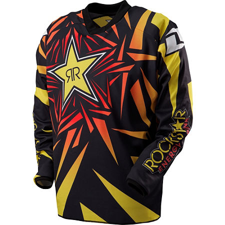 2013 One Industries Carbon Jersey - Rockstar - Main