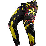 2013 One Industries Carbon Pants - Rockstar - Dirt Bike Riding Gear