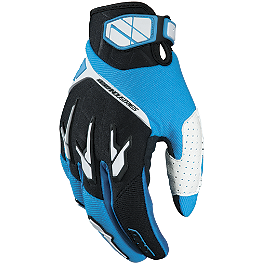2013 One Industries Drako Gloves - 2012 One Industries Carbon Combo - Trace