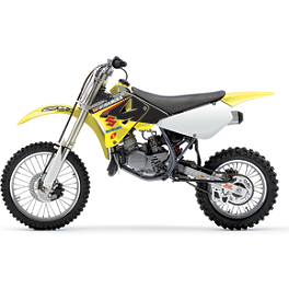 2013 One Industries Factory Graphic - Suzuki - 2002 Suzuki RM250 2013 Factory Effex EVO 10 Graphics - Suzuki