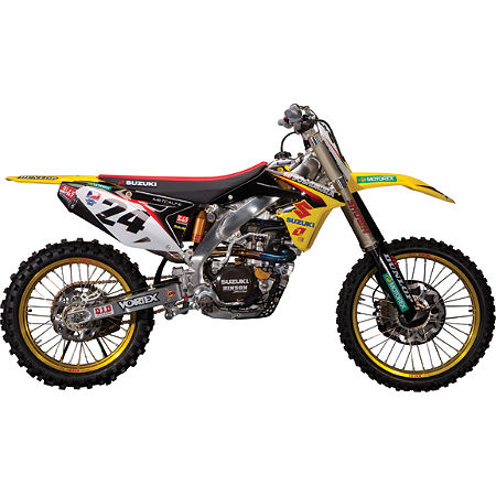 2013 One Industries Factory Graphic Kit - Suzuki - Main
