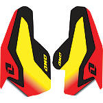 2012 One Industries Fork Guard Decals - Suzuki - One Industries Dirt Bike Graphics